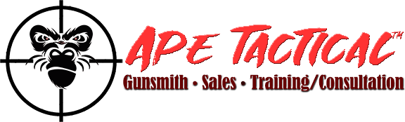 Ape Tactical Gunsmithing and Sales